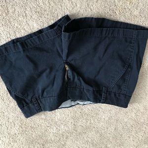 J Crew Navy shorts